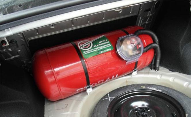 Газовое оборудование на авто, мифы, плюсы и минусы ГБО