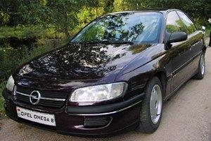 Купить Opel Omega